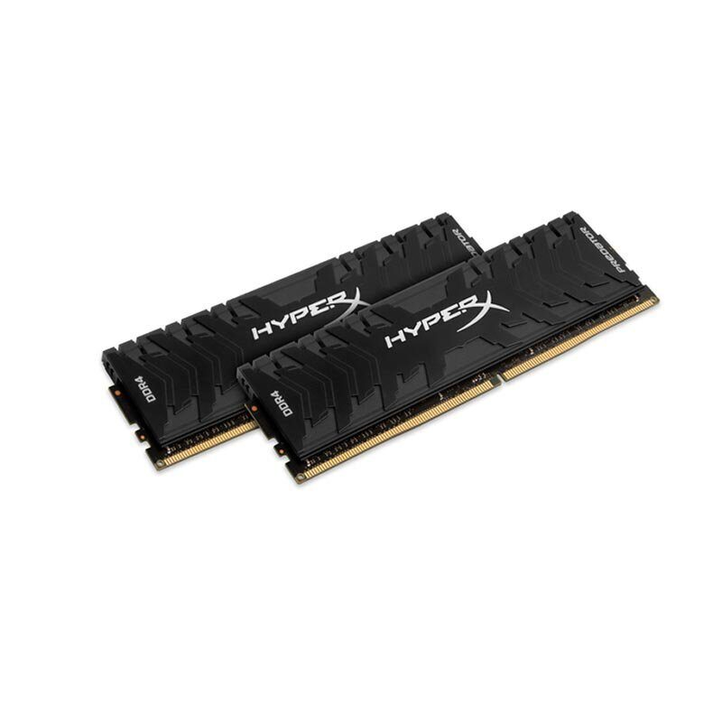 Оперативная память Kingston HyperX Predator 16 Gb 3333 MHz  (HX433C16PB3K2/16) (2x8Gb KIT)