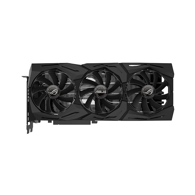 Видеокарта nVidia GeForce GTX1660 Ti ASUS STRIX GAMING 6G OC (ROG-STRIX-GTX1660TI-O6G-GAMING)